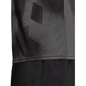 adidas Sub 2 - Débardeur running Homme - gris/noir